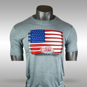 Cooperstown Original Bat Flag T-shirt