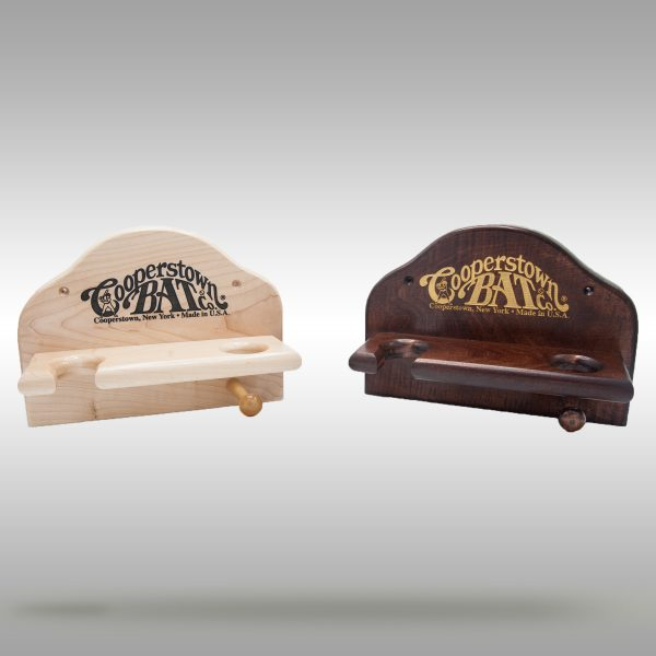 Ball, Bat and Glove Display - Cooperstown Bat Company