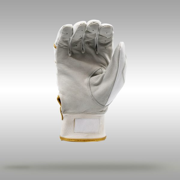 White Tactical Youth Batting Glove