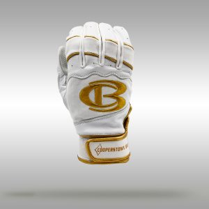 White Tactical Batting Glove