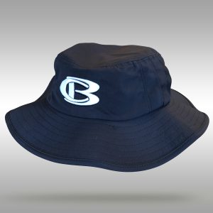 CB Bucket Hat, Navy - Cooperstown Bat Company