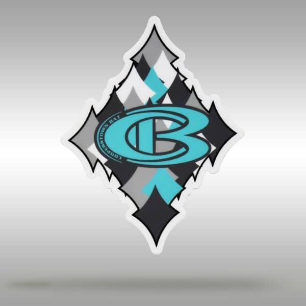 CB Pro Diamond Sticker
