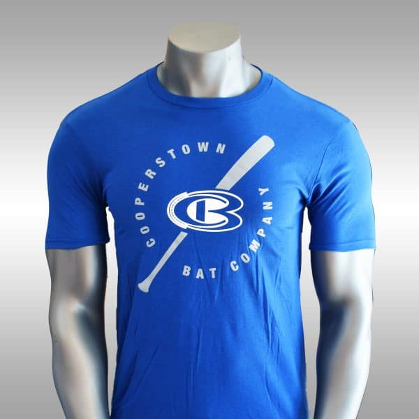 CB Logo graphic T - Short Sleeve Royal Blue