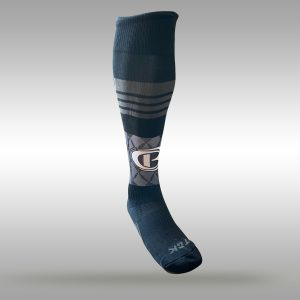 Cooperstown Bat CB Diamond Tall Socks